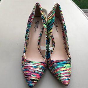 Prabal Gurung for Target Color Striped Heels